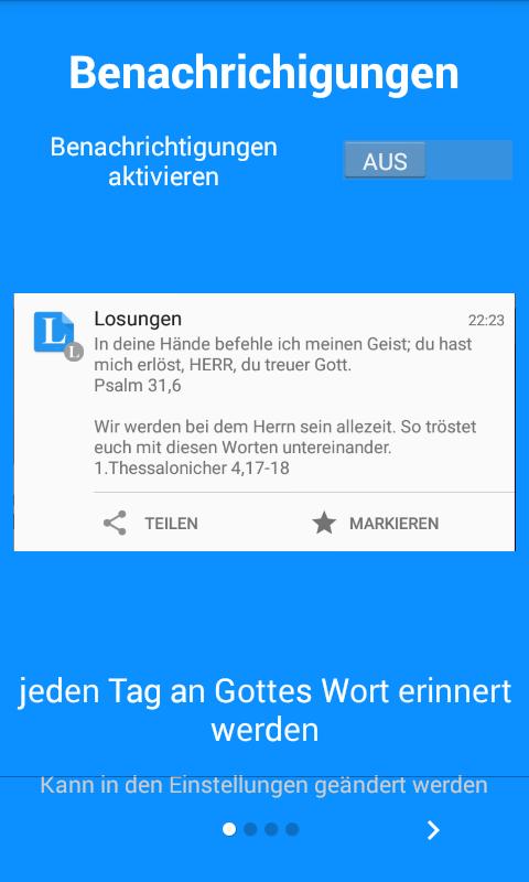 Herrnhuter Losungen App